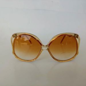 Vintage 90's Plastic Lady Fashion Sunglasses